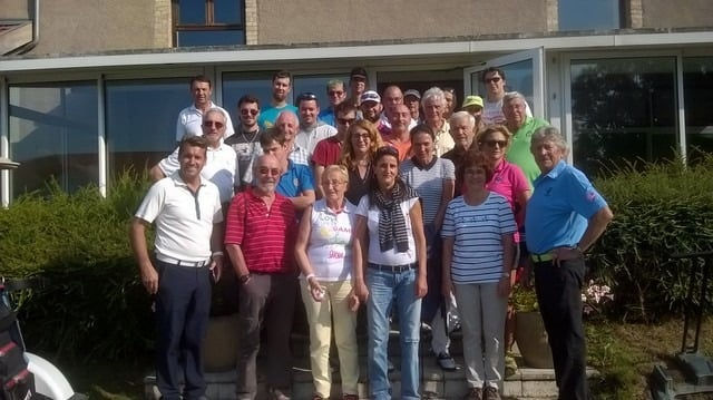 Rencontre Handigolf Au Golf D'Albon
