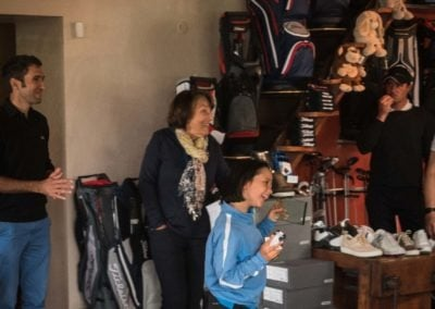 Les Copines Au Golf 2017 Tour 3 Superflu 72