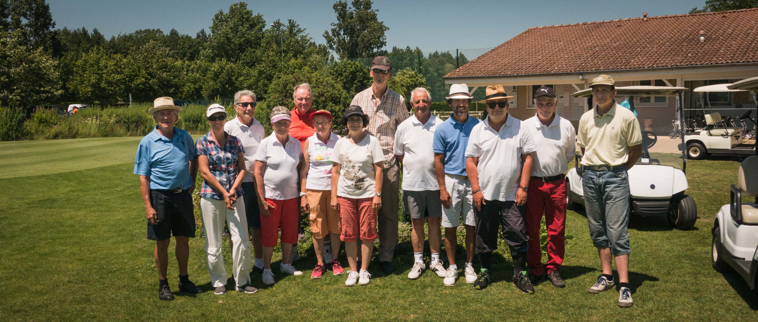 Handigolf Golf du Forez 2017 12