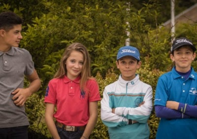 Merites Regionaux 2016 La Bresse Comite Golf Loire Reco 99