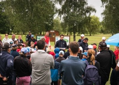 Championnat Ligue U8 U10 Golf du Forez 2017 07