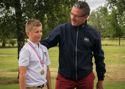 Championnat Ligue U8 U10 Golf du Forez 2017 26