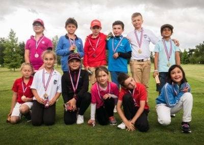 Championnat Ligue U8 U10 Golf du Forez 2017 36