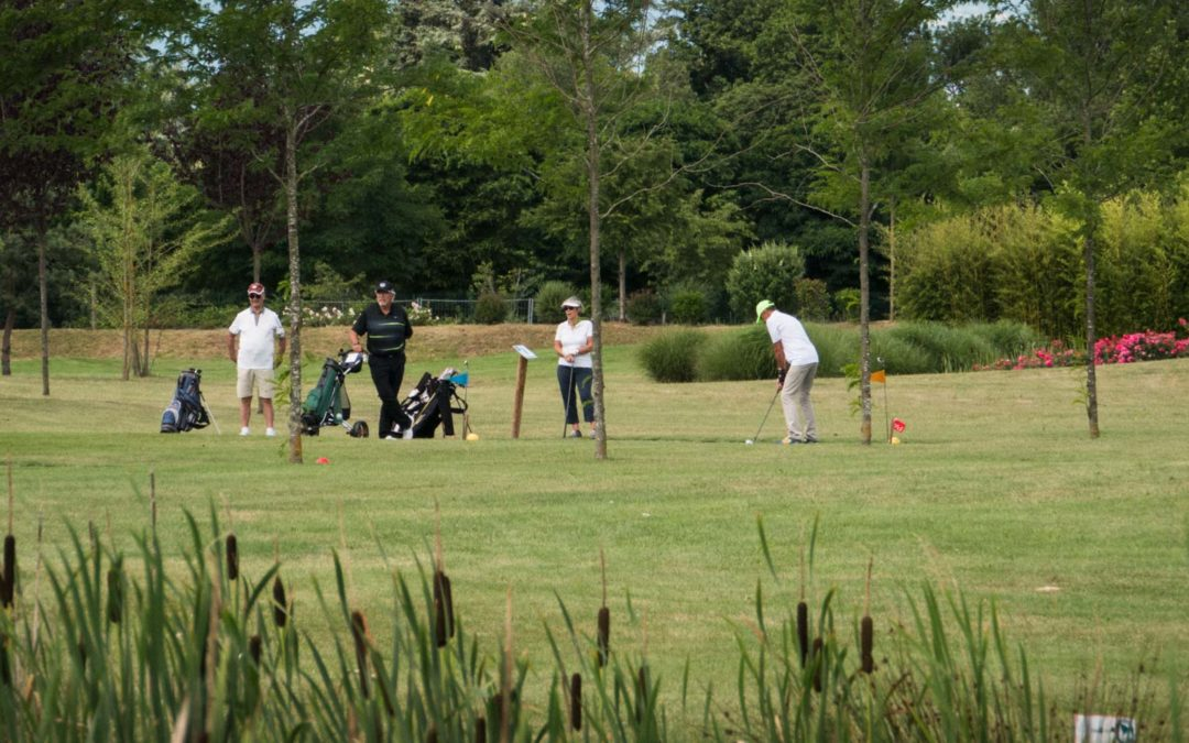 Condamin Pitch & Putt 2017 – Bords de Loire – Tour Bonus – Départs