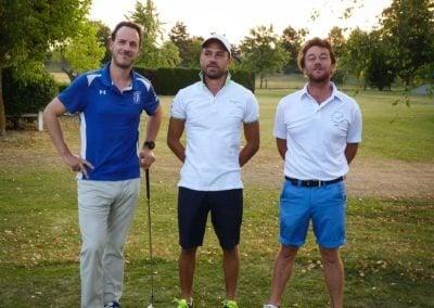 Grand Prix de la Loire 2017 Golf du Forez Departs 01