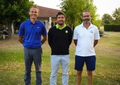 Grand Prix de la Loire 2017 Golf du Forez Departs 02