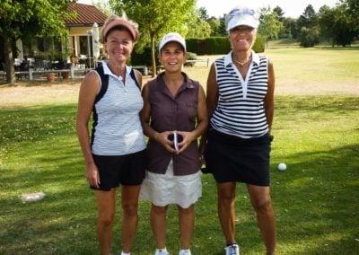 Grand Prix de la Loire 2017 Golf du Forez Departs 15