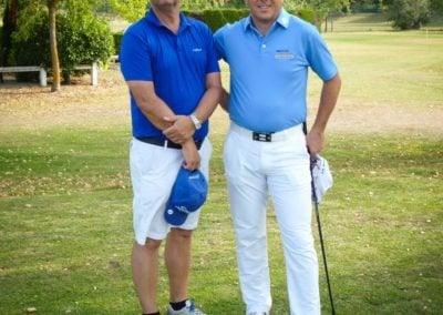 Grand Prix de la Loire 2017 Golf du Forez Departs 17