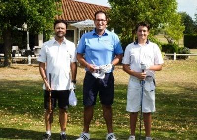 Grand Prix de la Loire 2017 Golf du Forez Departs 21