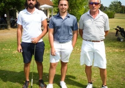 Grand Prix de la Loire 2017 Golf du Forez Departs 30