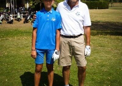 Grand Prix de la Loire 2017 Golf du Forez Departs 35