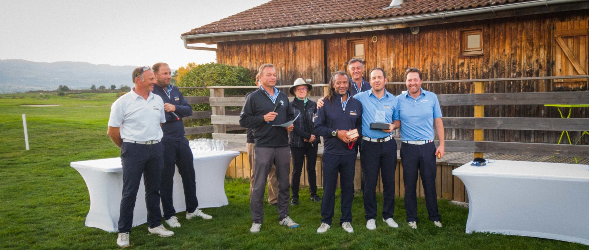 Championnat Ligue Golfs 9 Trous Roanne Champlong 06