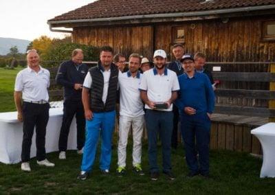 Championnat Ligue Golfs 9 Trous Roanne Champlong 07