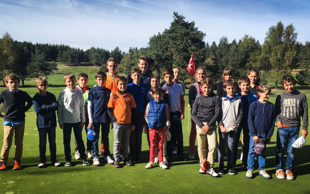 Green Cup 2018 – Tour 1 – Golf du Chambon-sur-Lignon
