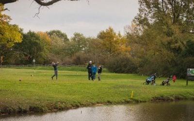 HIVERNALES 2018 – Tour 2 – Golf des Etangs – Départs