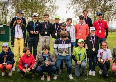 Championnat Territorial 2018 T2 46