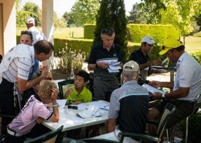Championnat De Ligue U8 U10 2018 Golf Du Forez 01