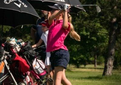 Championnat De Ligue U8 U10 2018 Golf Du Forez 102