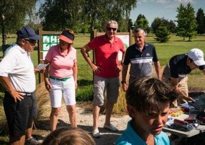 Championnat De Ligue U8 U10 2018 Golf Du Forez 105