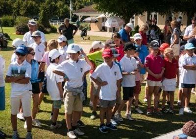 Championnat De Ligue U8 U10 2018 Golf Du Forez 106