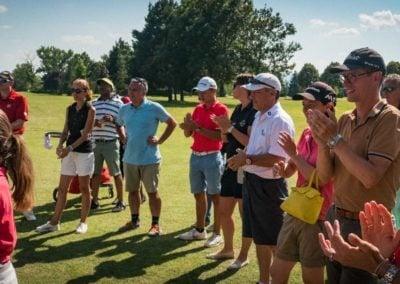 Championnat De Ligue U8 U10 2018 Golf Du Forez 109