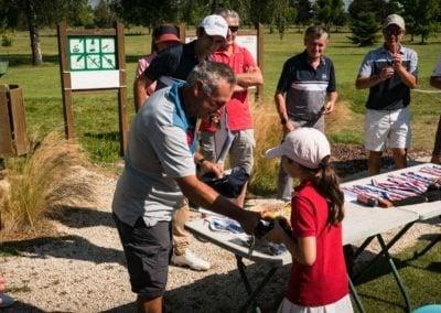 Championnat De Ligue U8 U10 2018 Golf Du Forez 110