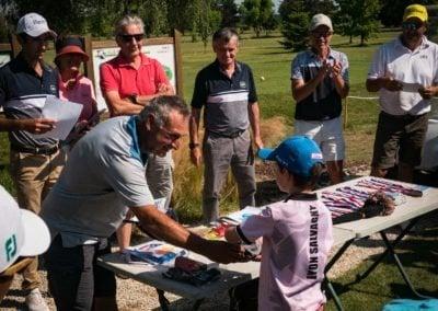 Championnat De Ligue U8 U10 2018 Golf Du Forez 111