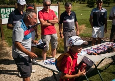 Championnat De Ligue U8 U10 2018 Golf Du Forez 112