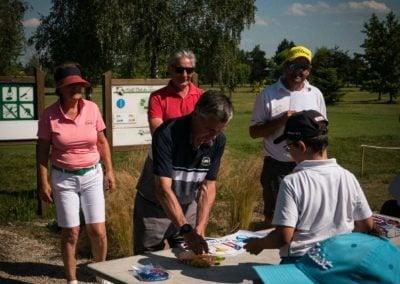 Championnat De Ligue U8 U10 2018 Golf Du Forez 116