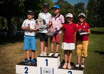 Championnat De Ligue U8 U10 2018 Golf Du Forez 117