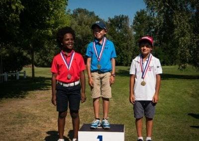 Championnat De Ligue U8 U10 2018 Golf Du Forez 120