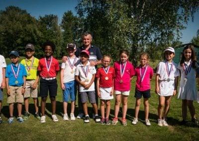 Championnat De Ligue U8 U10 2018 Golf Du Forez 122