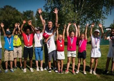 Championnat De Ligue U8 U10 2018 Golf Du Forez 123