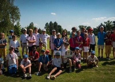 Championnat De Ligue U8 U10 2018 Golf Du Forez 124