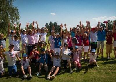 Championnat De Ligue U8 U10 2018 Golf Du Forez 125