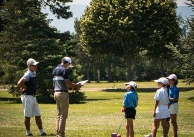 Championnat De Ligue U8 U10 2018 Golf Du Forez 17