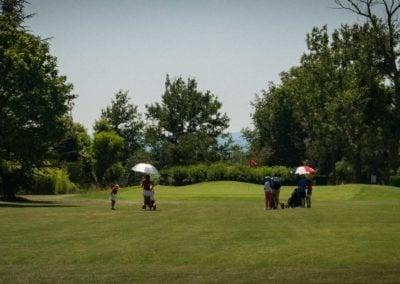 Championnat De Ligue U8 U10 2018 Golf Du Forez 19