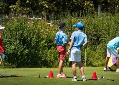 Championnat De Ligue U8 U10 2018 Golf Du Forez 31