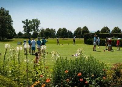 Championnat De Ligue U8 U10 2018 Golf Du Forez 34