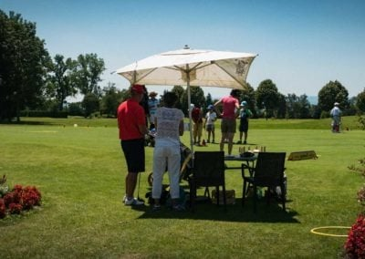 Championnat De Ligue U8 U10 2018 Golf Du Forez 35