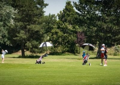 Championnat De Ligue U8 U10 2018 Golf Du Forez 51