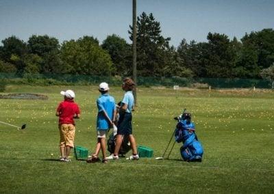 Championnat De Ligue U8 U10 2018 Golf Du Forez 55