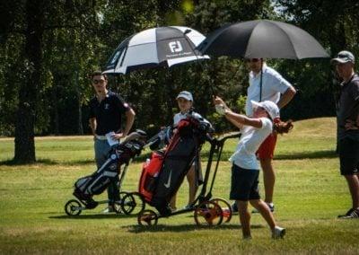 Championnat De Ligue U8 U10 2018 Golf Du Forez 58