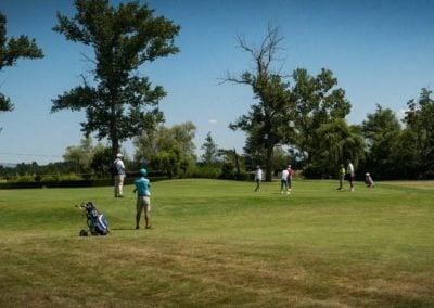 Championnat De Ligue U8 U10 2018 Golf Du Forez 59