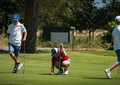 Championnat De Ligue U8 U10 2018 Golf Du Forez 60
