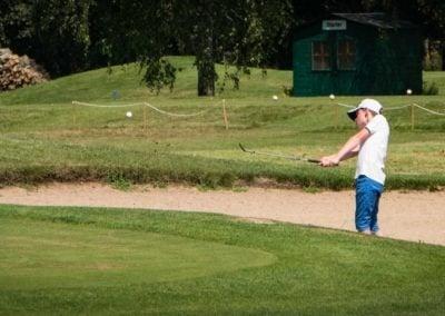 Championnat De Ligue U8 U10 2018 Golf Du Forez 63
