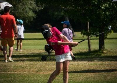 Championnat De Ligue U8 U10 2018 Golf Du Forez 67