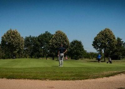 Championnat De Ligue U8 U10 2018 Golf Du Forez 68