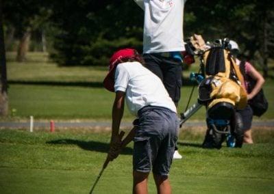 Championnat De Ligue U8 U10 2018 Golf Du Forez 70