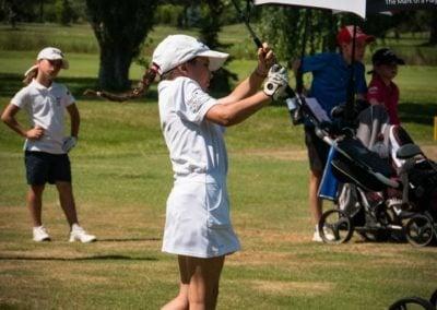 Championnat De Ligue U8 U10 2018 Golf Du Forez 75